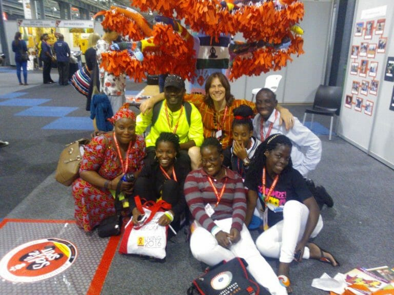 AIDS 2010 picture